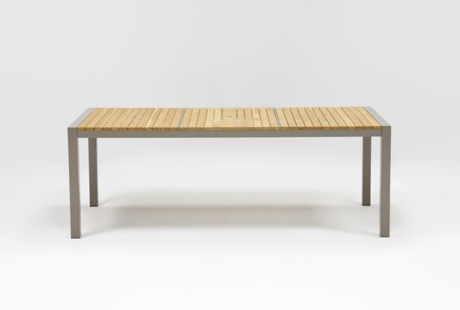 Latest Outdoor Brasilia Teak Dining Table (View 6 of 20)