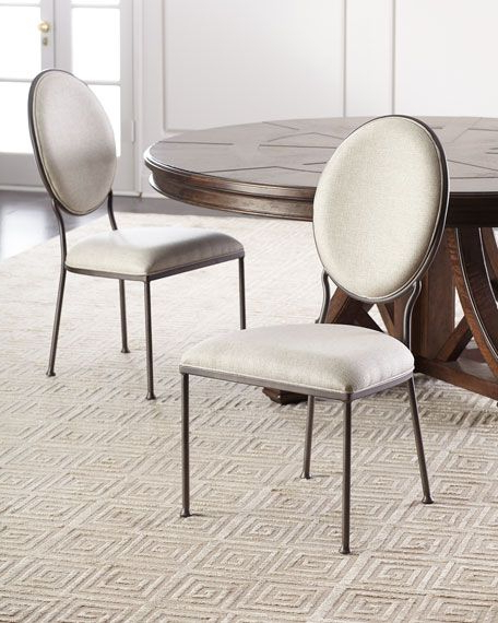 Latest Rachel Oval Dining Table (Gallery 5 of 20)