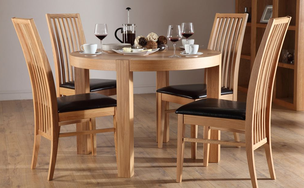 Latest Round Dining Table For 4 Modern Dining Room Ideas Small Dining Table In Small 4 Seater Dining Tables (View 7 of 20)