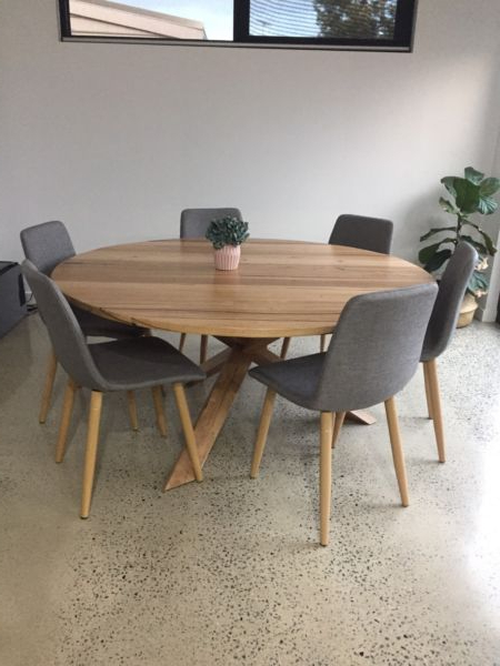 Latest Round Dining Tables Regarding Round Dining Table – Custom (Gallery 9 of 20)