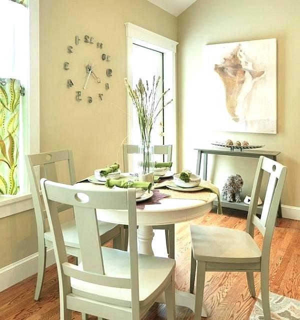 Latest Round White Dining Room Table – Studentresume Pertaining To Small Round White Dining Tables (View 11 of 20)
