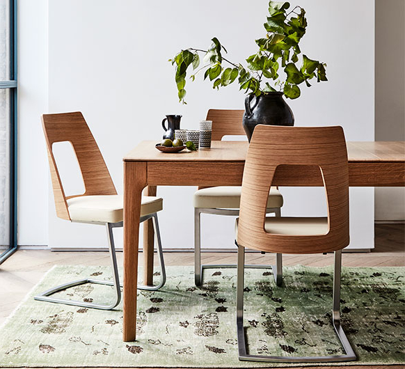 Latest Small Extending Dining Tables And Chairs With Romana Small Extending Dining Table – Dining Tables – Ercol Furniture (View 8 of 20)