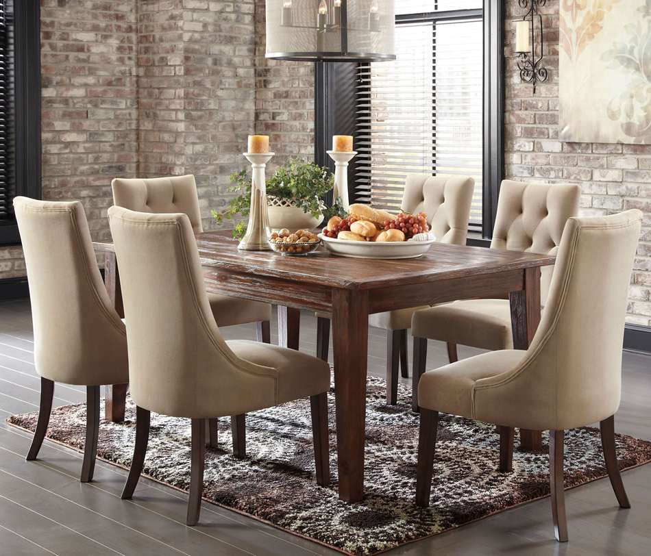 Latest The Best In 2018 Market Of Home Dining Room Collection – Dining Room With Regard To Market 6 Piece Dining Sets With Side Chairs (View 10 of 20)