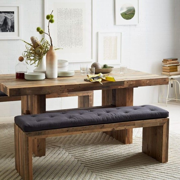 Latest Thin Long Dining Tables Intended For Dining Tables (View 7 of 20)