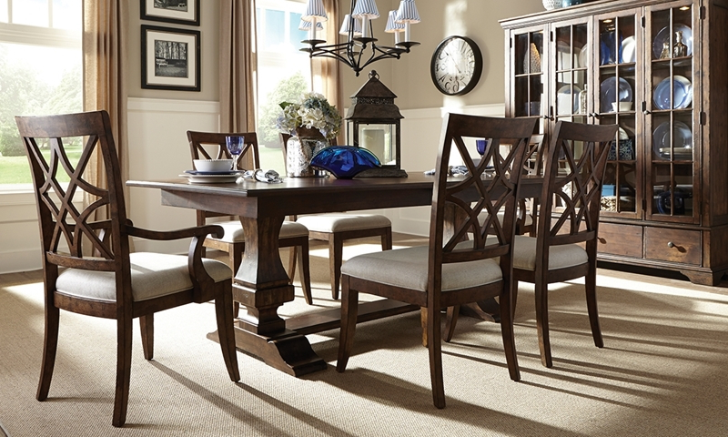 Latest Trisha Yearwood : Trisha Dining Set (View 6 of 20)