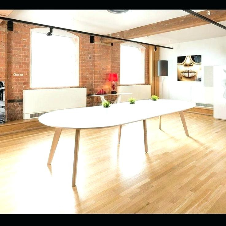 Latest White Oval Extending Dining Table Extending High Gloss Dining Table In White Oval Extending Dining Tables (View 9 of 20)