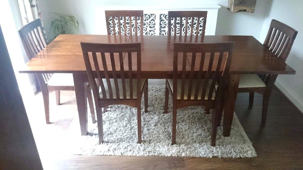 Laura Ashley Dining Tables Sale Dark Chestnut Extending Dining Table Regarding Trendy Milton Dining Tables (View 5 of 20)