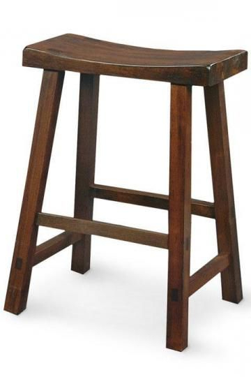 Laurent 7 Piece Counter Sets With Wood Counterstools With Most Recent Saddle Seat Counter Stool – Similar To The Pottery Barn Stool, But (Gallery 8 of 20)