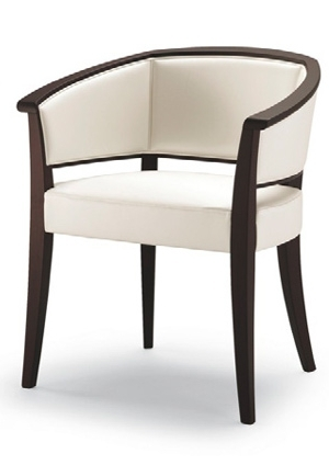 Laurent Contemporary Upholstered Chair (View 2 of 20)