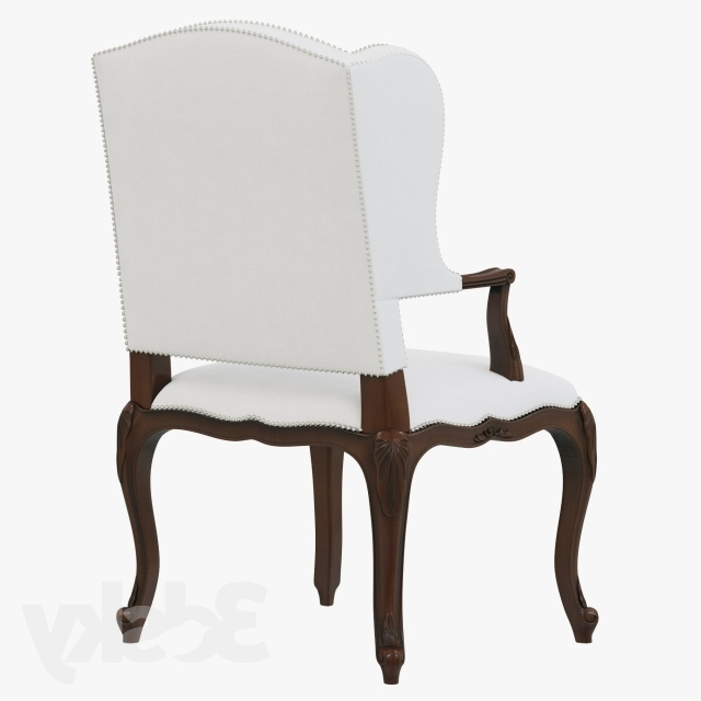 Laurent Host Arm Chairs Intended For Most Recent 3D Models: Arm Chair – Ralph Lauren Conservatory Garden Host Chair (View 9 of 20)