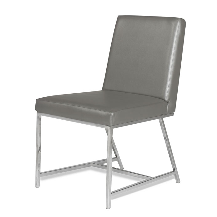 Lazar Bellini Dining Collection – Side Chair – 1124Dscc Pertaining To Widely Used Lindy Dove Grey Side Chairs (View 9 of 20)