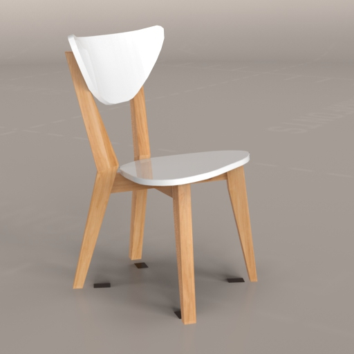 Lazio Dining Set 3D Model – Formfonts 3D Models & Textures Inside Latest Lazio Dining Tables (View 9 of 20)