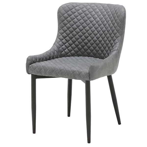 Leather, Oak & Fabric Chairs – Barker & Stonehouse (View 9 of 20)