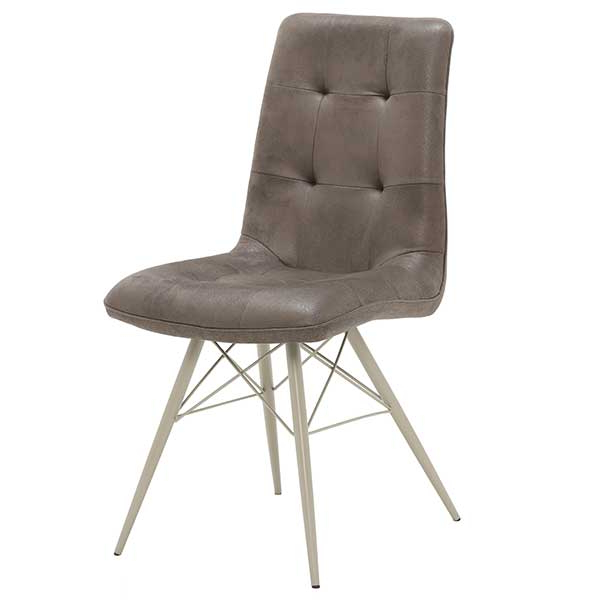 Leather, Oak & Fabric Chairs – Barker & Stonehouse (Gallery 18 of 20)