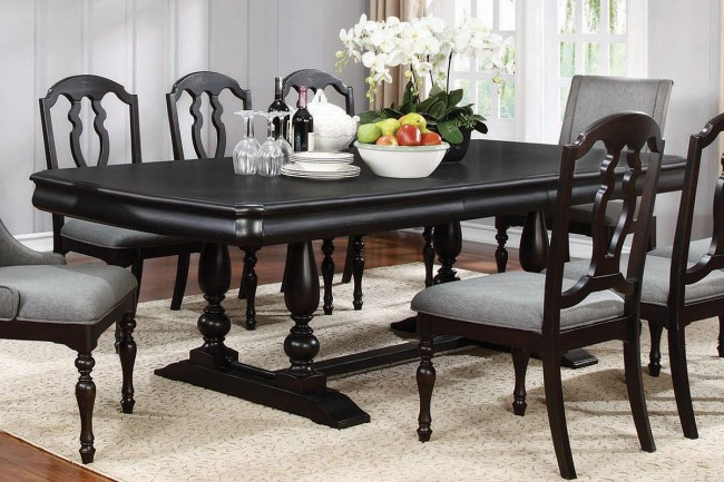 Leon Dining Tables With Well Known Leon Dining Table – Dining Tables – Dining Room And Kitchen (View 12 of 20)