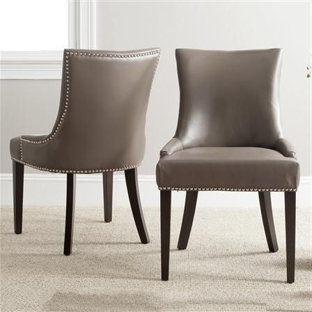 Lester Kd Side Chairs ,clay (View 11 of 20)