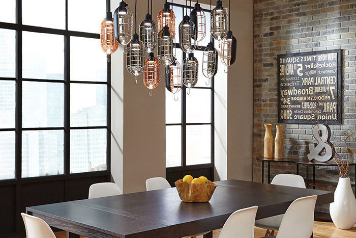 Lighting For Dining Tables With Widely Used How To Light A Dining Room – Lightology (View 19 of 20)