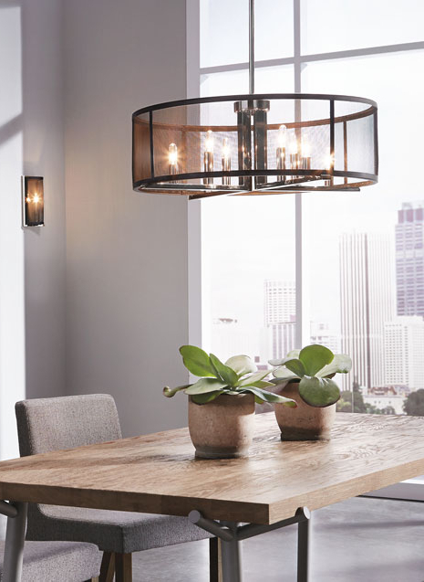 Lights For Dining Room Ideas And Tips Throughout Well Known Dining Tables With Led Lights (View 18 of 20)