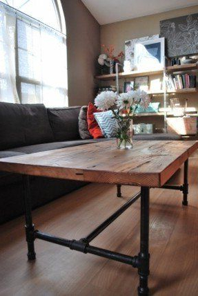 Like The Idea Of Rustic Wood Table Top, Industrial Legs For Dining In Most Current Dining Tables With Metal Legs Wood Top (View 5 of 20)