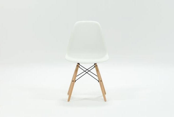 Featured Photo of Cole Ii White Side Chairs