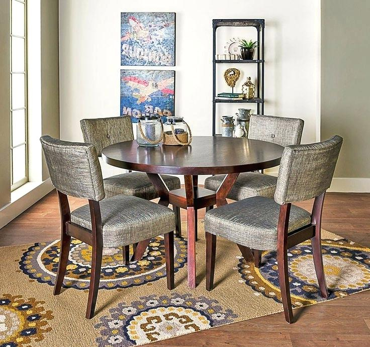 Living Spaces Dining Sets Pierce 5 Piece Counter Set Living Spaces In Fashionable Pierce 5 Piece Counter Sets (View 5 of 20)