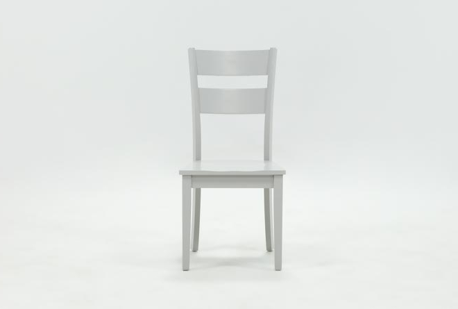 Featured Photo of Lindy Dove Grey Side Chairs