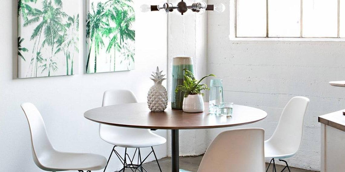 Living Spaces Regarding Favorite Coastal Dining Tables (View 17 of 20)