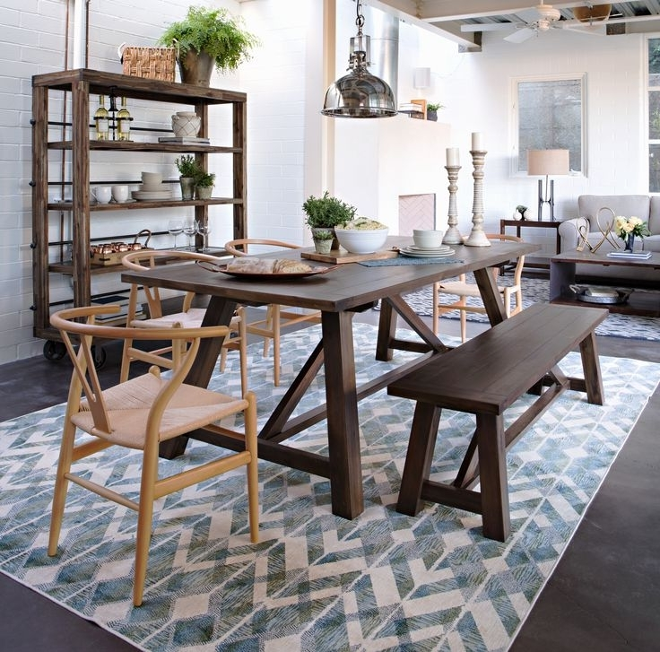 Living Spaces Tables – Loris Decoration Intended For Most Popular Chapleau Extension Dining Tables (View 14 of 20)