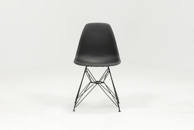 Featured Photo of Alexa Black Side Chairs