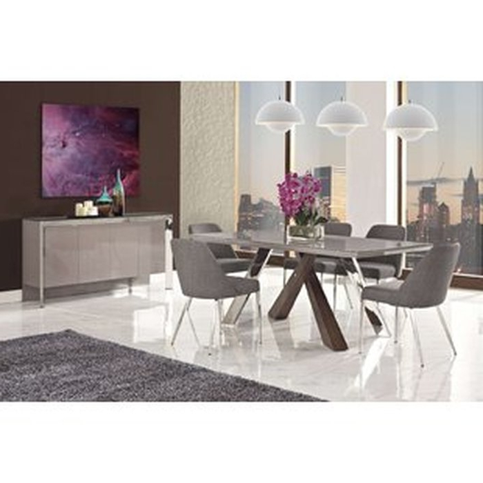 Logan 7 Piece Dining Sets With Regard To Most Recent  (View 7 of 20)