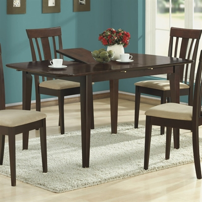 Logan Dining Tables Throughout Most Up To Date Monarch Specialties I 1897 Logan Dining Table (View 3 of 20)
