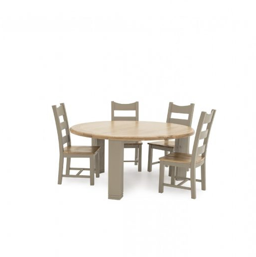 Logan Round Dining Table – Ger Gavin – Bedroom Furniture Dining Regarding Most Up To Date Logan Dining Tables (View 12 of 20)