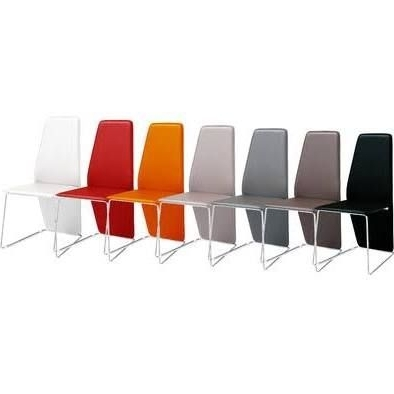 Logan Side Chairs Within Favorite Bellini Modern Living – Logan Side Chair 150Usd (Gallery 16 of 20)