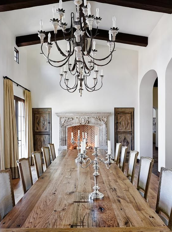 Long Dining Room Tables – Dining Table Furniture Design With Regard To Newest Long Dining Tables (Gallery 18 of 20)
