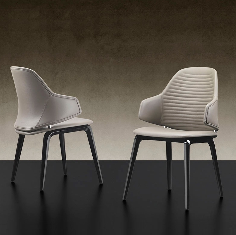 Luxury Italian Designer Vela Chair – Italian Designer & Luxury Throughout Well Known Vela Side Chairs (View 10 of 20)