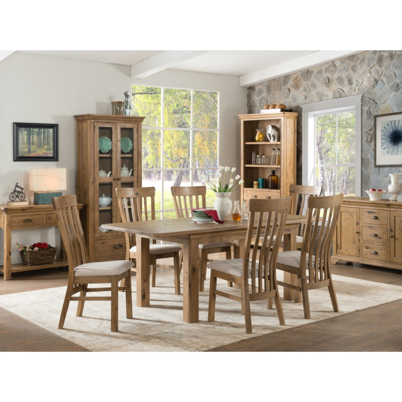 Lyon 120/170 Dining Table With 4 Chairs And 2 With Lyon Dining Tables (Gallery 7 of 20)