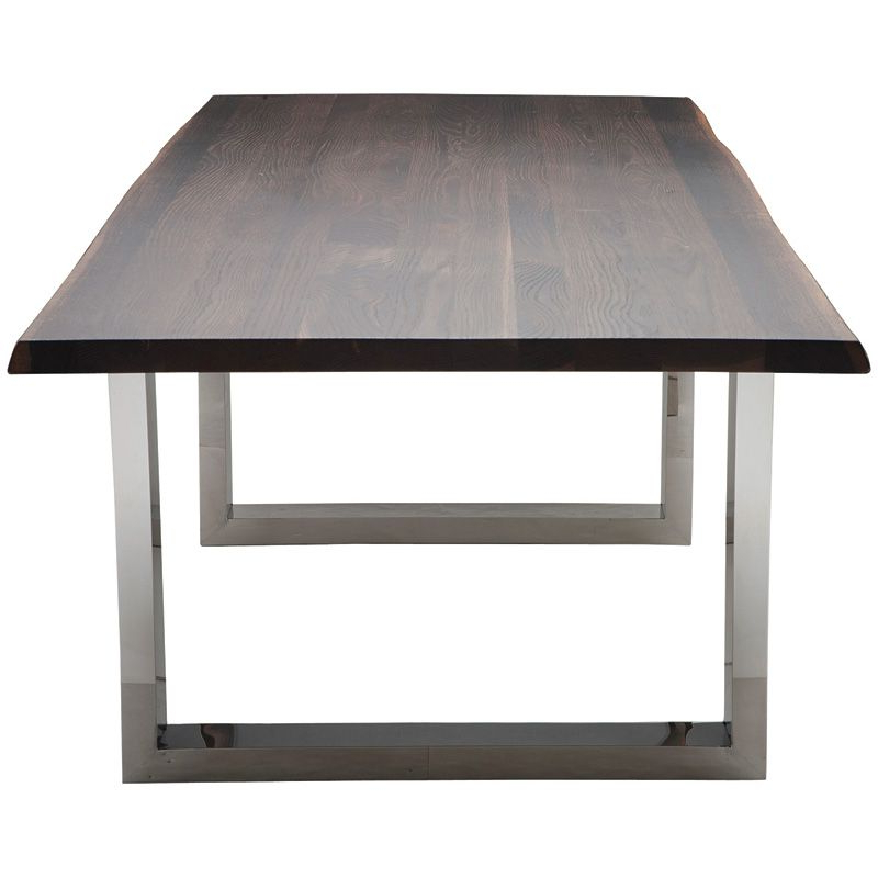 Lyon, Solid Oak And Steel (View 14 of 20)