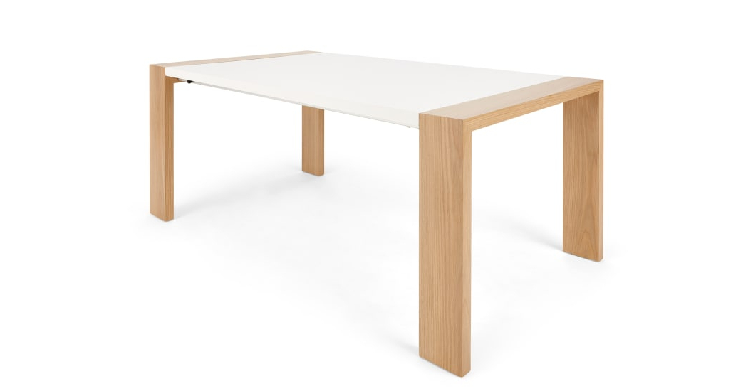 Made With Regard To 2017 Extending Dining Tables (View 16 of 20)