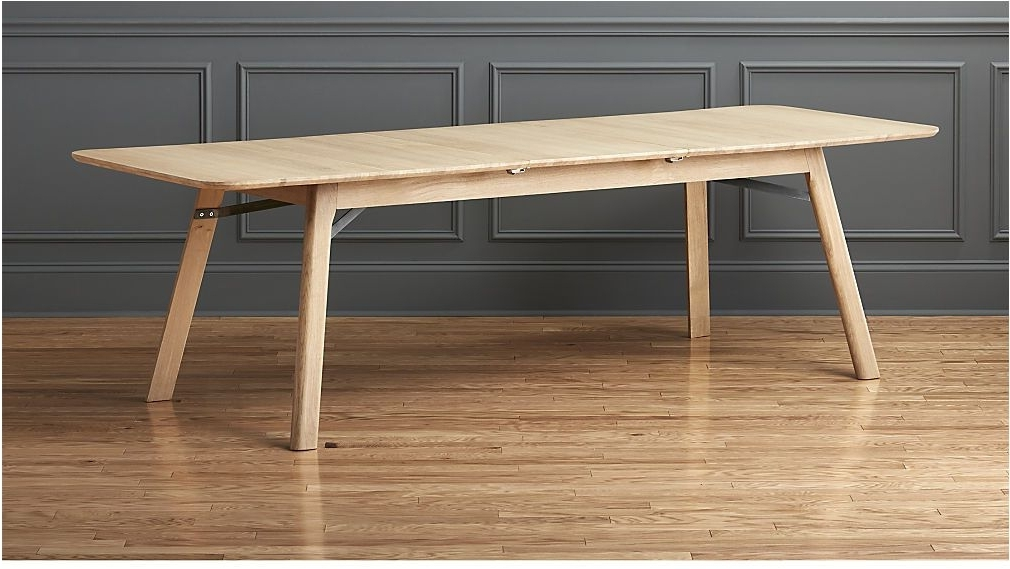 Magnificent Chandler Extension Dining Table Living Spaces – 1900S Intended For Trendy Chandler Extension Dining Tables (View 13 of 20)