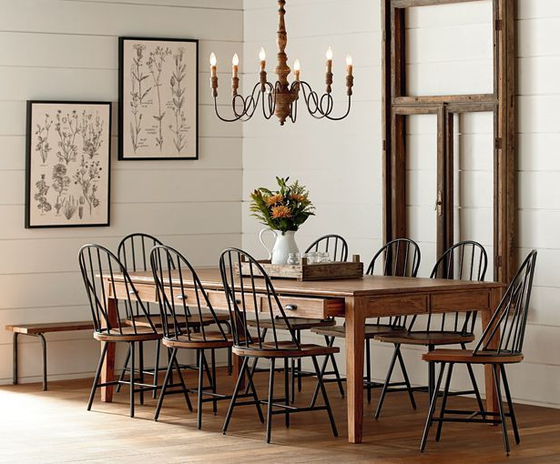 Magnolia Home Array Dining Tables By Joanna Gaines Throughout Most Up To Date On My Recent Shopping Trip I Checked Out Joanna Gaines New Furniture (View 8 of 20)
