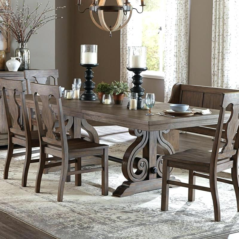 Magnolia Home Bench Keeping 96 Inch Dining Tables Inside Preferred 96 Dining Table Rectangle Home Decor Ideas For Living Room India (View 12 of 20)