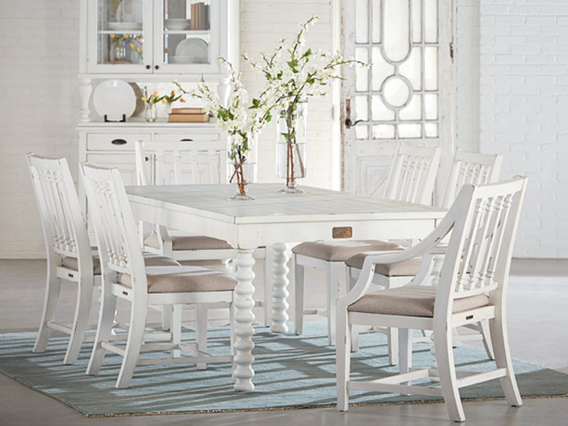 Magnolia Home Breakfast Round Black Dining Tables With Regard To Most Recently Released Dining (View 14 of 20)