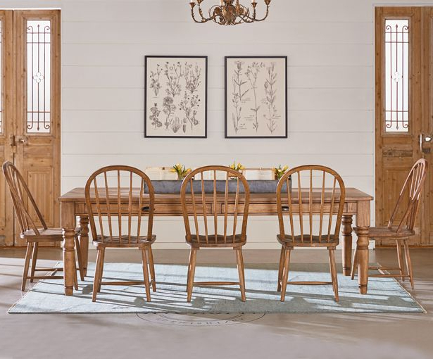 Magnolia Home English Country Oval Dining Tables Intended For Most Up To Date Magnolia Homejoanna Gaines: A Sneak Peek (View 13 of 20)