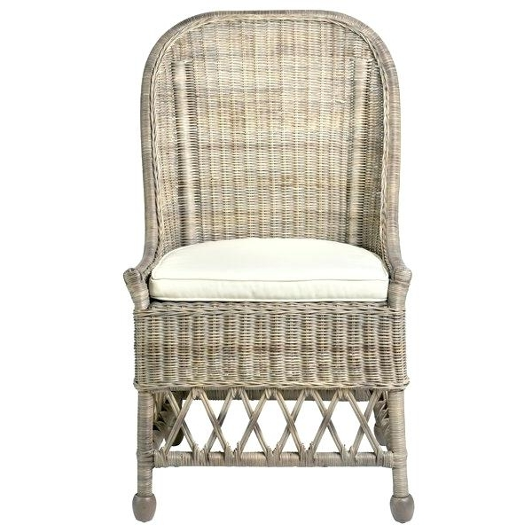 Magnolia Home Entwine Rattan Side Chairs For 2017 Rattan Side Chair Eastham Rattan Side Chair – Dgsports (View 11 of 20)