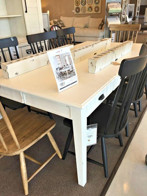 Magnolia Home Keeping Dining Tables Intended For Most Recently Released New Line Of Magnolia Homes Furniture And Decor (For A Great Price (View 13 of 20)