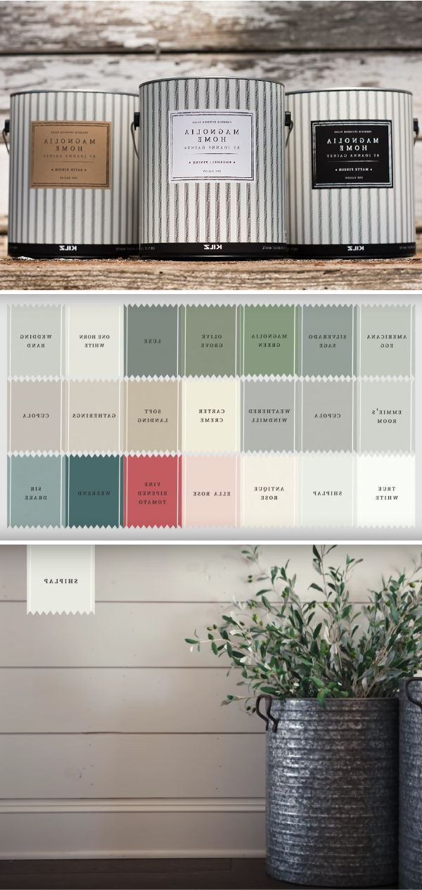 Magnolia Home Paint At Hirshfield's (View 14 of 20)