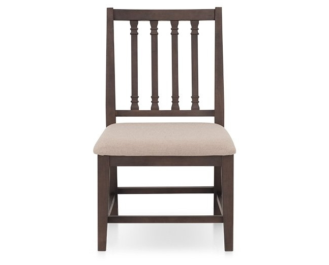 Magnolia Home Spool Leg Dining Table – Furniture Row Pertaining To Well Known Magnolia Home Spindle Back Side Chairs (View 9 of 20)