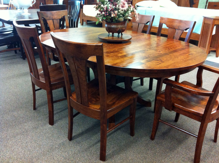 Mahogany Dining Tables And 4 Chairs Within Preferred  (View 14 of 20)