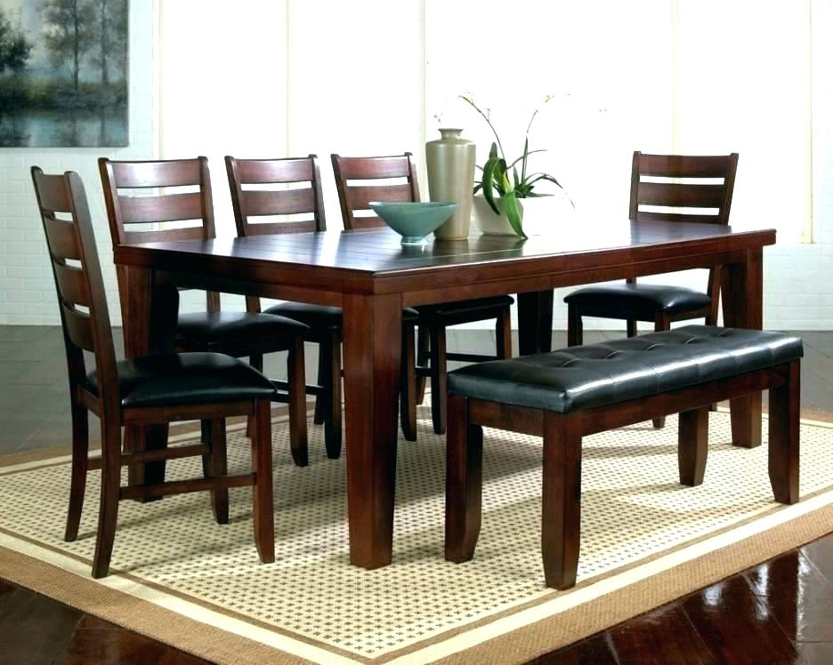 Mahogany Dining Tables Sets Intended For Most Recent Mahogany Dining Room Table Mahogany Dining Room Table Antique (View 10 of 20)
