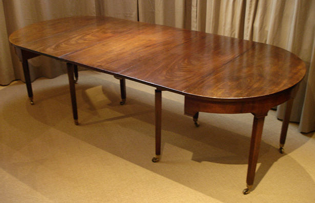 Mahogany Extending Dining Tables In 2017 Dining Table / Antique Mahogany Extending Table : Antique Dining (View 9 of 20)